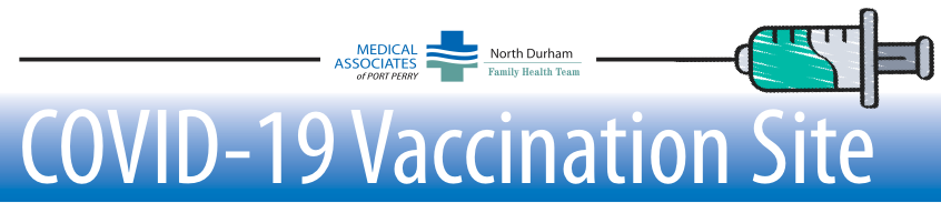 We are a COVID-19 Vaccination Site image